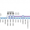 台湾桃園国際空港⇒台北市内へ最も便利な地下鉄(MRT)での行き方