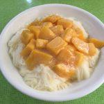 台北でマンゴーかき氷を食べるならこのお店「冰讃」