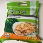 台湾屋台の味「葱抓餅」を家で作る!オススメの生地を紹介します