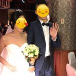 台湾での結婚式(披露宴)が無事に終わりました!